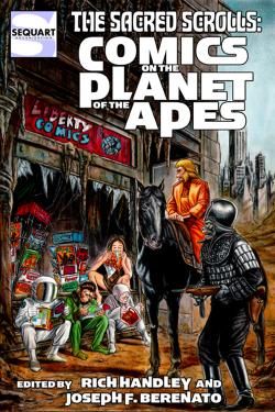 Apes Comics Book