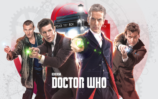 """BBC Worldwide has released a special """"Decade of Doctor Who"""" BitTorrent bundle. (BBC Worldwide)"""