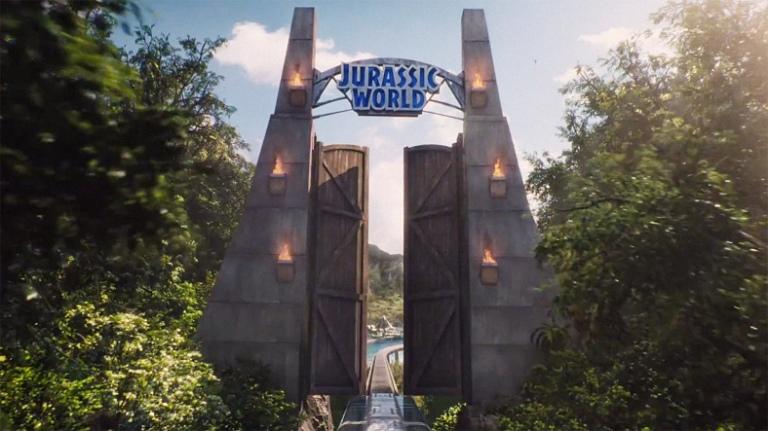 Jurassic World abre sus puertas